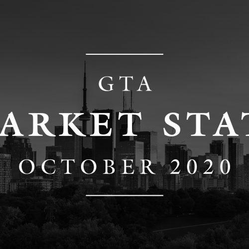 October 2020 Market Stats