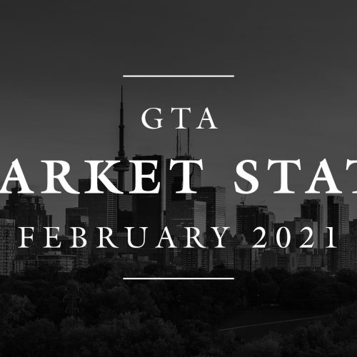February 2021 Market Stats
