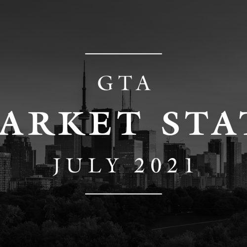 July 2021 Market Stats
